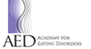Logo Academy for eating disorders